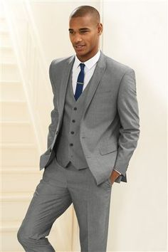 gray wedding suits men - Google Search | Wedding | Pinterest ...