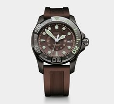 The Victorinox Dive Master 500 is authentic Swiss Army grade. Direct and straightforward, with the critical attributes of a diving instrument, the uncompromising values of a trusted Swiss brand, and the distinct character of a modern watchmaking classic. Luxury Watches, Rolex Watches, Cool Watches, Watches For Men, Modern Watches, Fine Watches, Casual Watches, Wrist Watches, Sport Watches