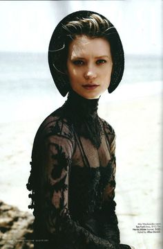 Up for Eyre  A fashion love affair with Mia Wasikowska,  the heroine of the sweeping period drama, Jane Eyre.