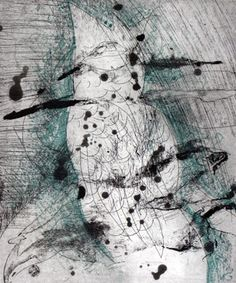 Abstract painting by Jose Francisco