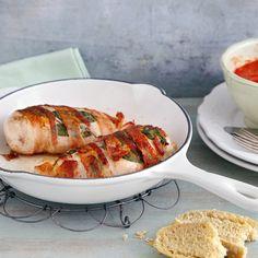 Schön scharf und wunderbar saftig: Wer hätte gedacht, dass dieses feine Abendessen in nur 25 Minuten auf dem Tisch steht?