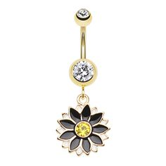 Nombril fleur Daisy Blossom luxe