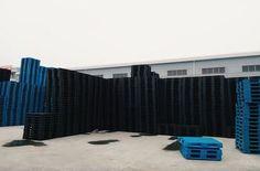1200x1000 reinforced plastic pallets for sale