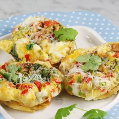 Happy Foods, Fresh Rolls, Baked Potato, Potato Salad, Healthy Snacks, Food And Drink, Eggs, Vegetarian, Favorite Recipes