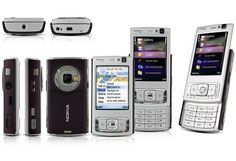 20 Iconic Devices from the History of Mobile Phones. Nokia N Series, Phone Arena, Baby Registry Items, Web Address, Caller Id, Old Phone, Cool Inventions, Baby Monitor, Iphone