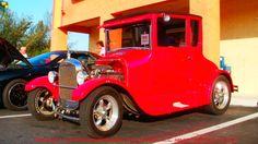 1926 Ford Model-T HotRod    Copyright © 2012 Brasspineapple Productions L.L.C. Jason Matthew Mahan