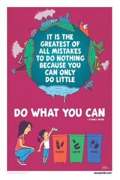33 Contoh Poster Adiwiyata Go Green Lingkungan Hidup Hijau - save-earth-campaign 33 Example of Adiwi