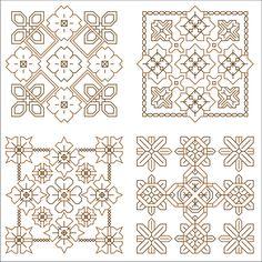 Вышивка - схемы бискорню Бискорню-90