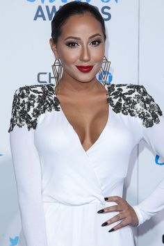 Adrienne Bailon - 2nd Annual American Giving Awards Presented By Chase - Arrivals