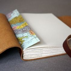 I want to make map bookmarks!