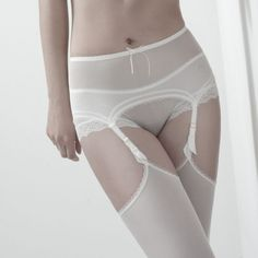 Must Have garter and stockings