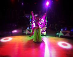 Неповторимый танец с крыльями бабочка! Марина г. Новосибирск!