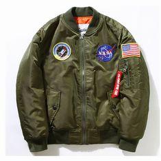 NASA MA-1 Bomber Jacket
