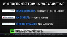The resurgence of a new enemy in the Middle East has led to a boom in the military contractor industry, especially for companies such as Lockheed Martin and ...