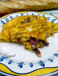 Tortilla de Jamón Ibérico