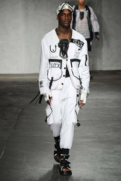 KTZ - Spring 2015 Menswear - Look 8 of 46