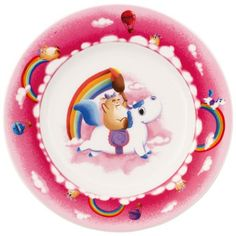 Plato llano infantil Lily in Magicland Villeroy, Lily, Children, Unique, Products, Dinnerware, Plate, Tableware, Dishes