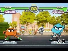 3, 2, 1 Fight!   The Amazing World of Gumball   Cartoon Network