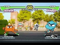 3, 2, 1 Fight! | The Amazing World of Gumball | Cartoon Network