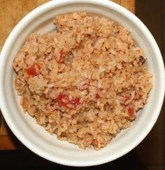 Mama's Spanish Rice  #recipe