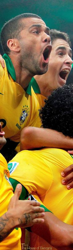 ~Attend a Brasil futebol event!   The House of Beccaria