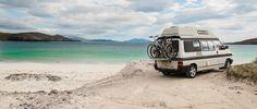 Met de camper op vakantie: waar moet ik op letten?