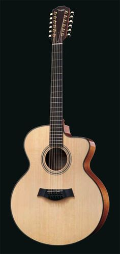 """is a """"Taylor Grand Auditorium 12 String Guitar. Lol :) I like it, it's really, really pretty!This is a """"Taylor Grand Auditorium 12 String Guitar. Lol :) I like it, it's really, really pretty! 12 String Acoustic Guitar, Best Acoustic Guitar, Acoustic Guitar Lessons, Music Guitar, Cool Guitar, Acoustic Guitars, Breedlove Guitars, Guitar Online, Taylor Guitars"""
