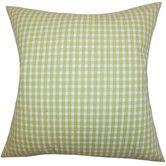 Found it at Wayfair - Hartley Plaid Cotton Throw Pillow