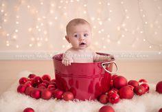 6 month old baby C. Massachusetts baby photographer. » Heidi Hope Photography
