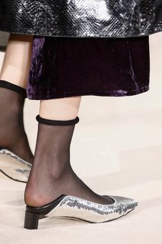 The best designer shoes and shoe trends from the Autumn/Winter 2016-17 fashion…