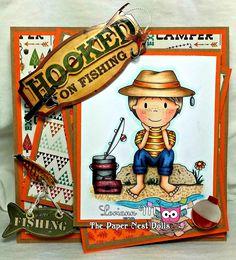 The Paper Nest: Fishing Owen