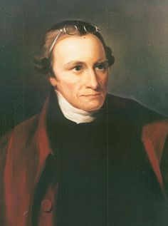 "Patrick Henry, Founding Father, ""Give me liberty or give me death"""