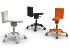 Chaise à roulettes 360° Chair - Magis