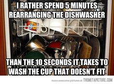 Happens more often than I'd like to admit..lol.
