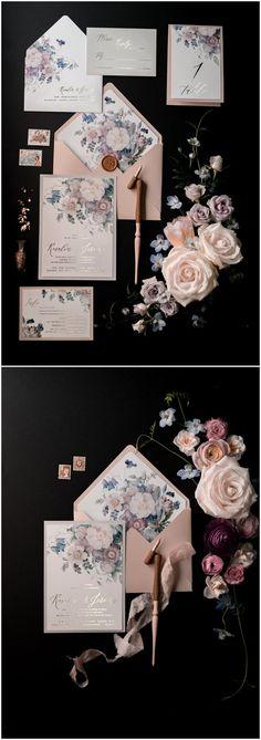Newest 35 Vintage & Botanical Wedding Inviations from 4LOVEPolkaDots | Deer Pearl Flowers #weddings #weddingideas #invitations #vintage #vintageweddings ❤️ http://www.deerpearlflowers.com/botanical-wedding-inviations-from-4lovepolkadots/