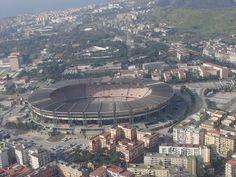 San Paolo Stadium (Napoli, Italy) By Carlo Cocchia, Luigi Corradi