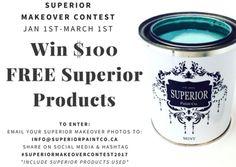 Superior Makeover Contests 2017 #superiormakeovercontest2017