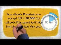 Sunbeds for vitamin D - better than sunlight? http://vitamindtanning.net