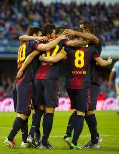 Yes!! Barça!