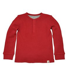 Kids Long Sleeve Thermal Tee - Burts Bees Baby