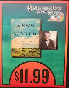 "The Book in the Bluff!!: Kroger In PB Has ""News of the World"" Available For..."
