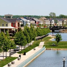 New Town at St. Charles, St. Louis, Missouri - Southern Living