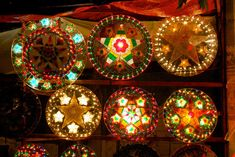 Parol (Christmas lanterns in the Philippines)
