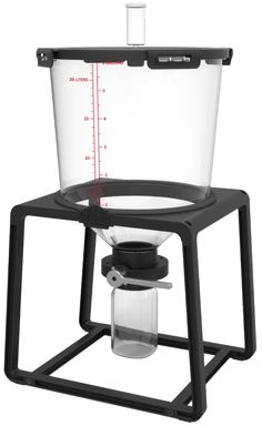 Catalyst Fermentation System - Compatibility with any wide mouth mason jar allows for no-transfer fermentation.