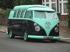 66 Splittie with camper kit