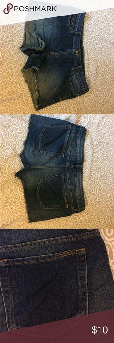 Like New! Michael Kors Jean Shorts Like New! Michael Kors Jean Shorts Michael Kors Shorts Jean Shorts