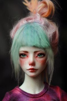 clouetvis:  Really boring portrait by Chinchou✶ on Flickr.