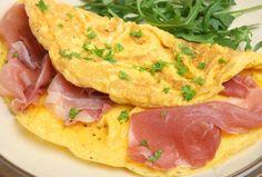 Dukan diet omelette