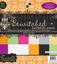 12 Bewitched Solid Stack12 Bewitched Solid Stack,
