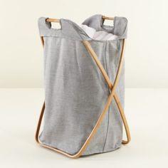Load Bearing Single Laundry Hamper  | The Land of Nod